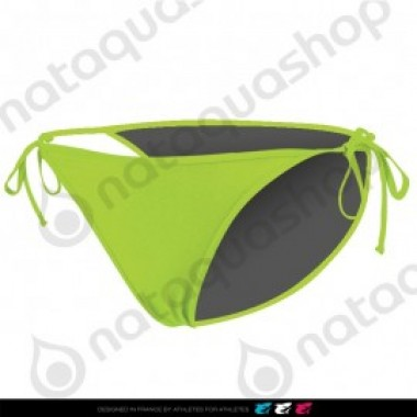 GISSAR TIE SIDE BRIEF - FEMME VERT LIME - photo 0