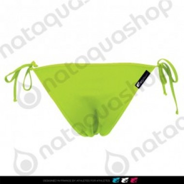 GISSAR TIE SIDE BRIEF - FEMME VERT LIME - photo 1