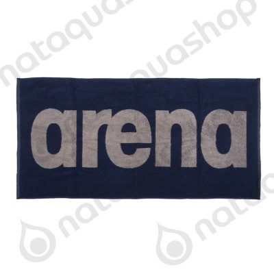 GYM SOFT TOWEL navy blue