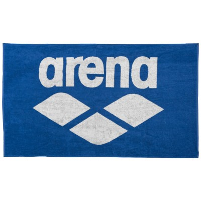 POOL SOFT TOWEL royal blue