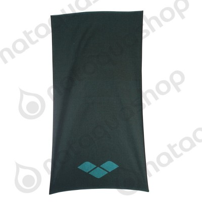 SAND PROOF BEACH TOWEL Mint/Espresso