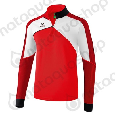 SWEAT D'ENTRAINEMENT PREMIUM ONE 2.0 - JUNIOR Rouge/Blanc/Noir