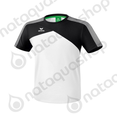 TEE-SHIRT PREMIUM ONE 2.0 - MEN Blanc/noir/blanc