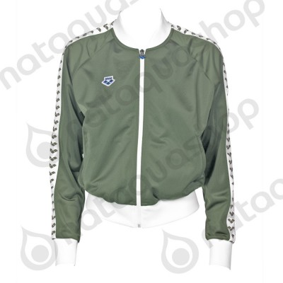 W RELAX IV TEAM JACKET - WOMAN Army