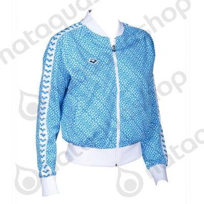 W RELAX IV TEAM JACKET - WOMAN DIAMONDS-WHITE-ROY-ROY