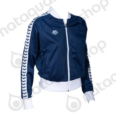 W RELAX IV TEAM JACKET - WOMAN Navy