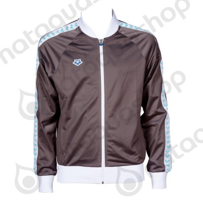 M RELAX IV TEAM JACKET - MAN ESPRESSO-WHITE-MINT