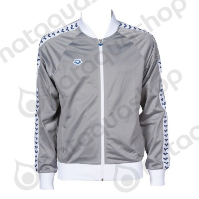 M RELAX IV TEAM JACKET - MAN Silver