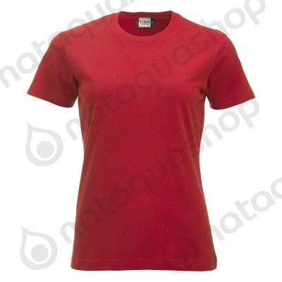 NEW CLASSIC-T LADIES Rouge