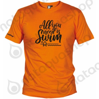 ALL YOU NEED IS SWIM - HOMME Orange