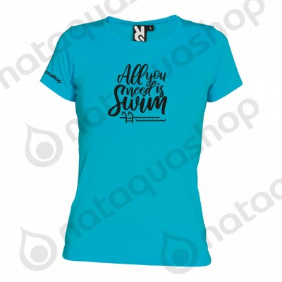 ALL YOU NEED IS SWIM - FEMME turquoise