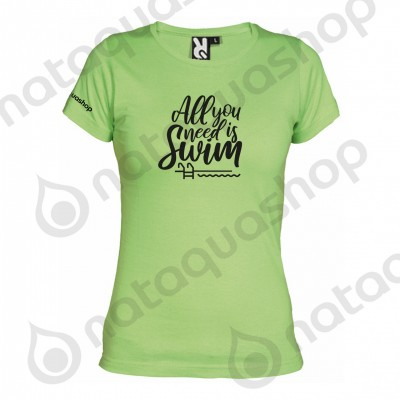 ALL YOU NEED IS SWIM - FEMME Vert