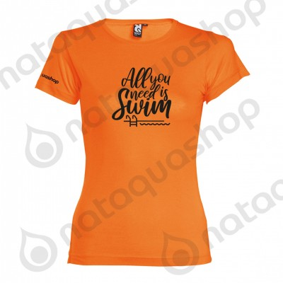 ALL YOU NEED IS SWIM - FEMME Orange