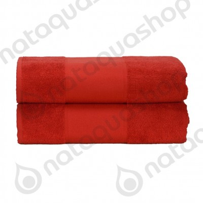 TOWEL AR071  Fire Red