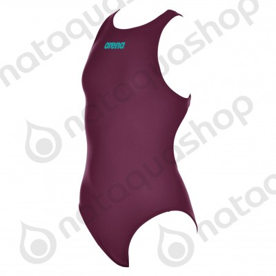 REVO JUNIOR CLASSIC GIRLS ONE PIECE Red wine