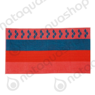 BEACH MULTISTRIPES TOWEL Floreale / Galapagos