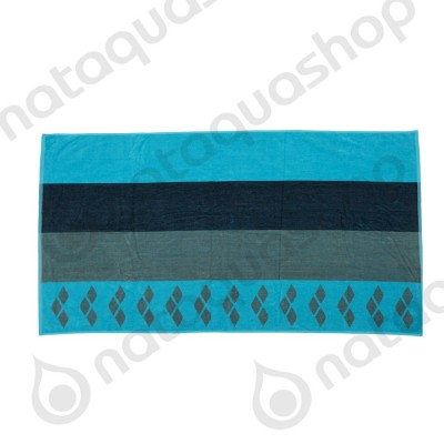 BEACH MULTISTRIPES TOWEL Martinica / Army