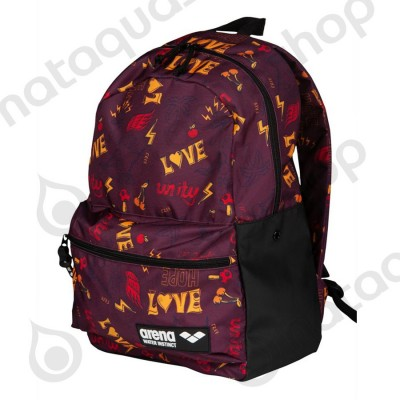 TEAM BACKPACK 30 ALLOVER Love